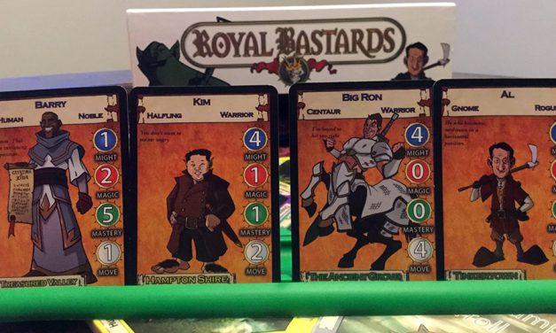 Royal Bastards, a KS Preview